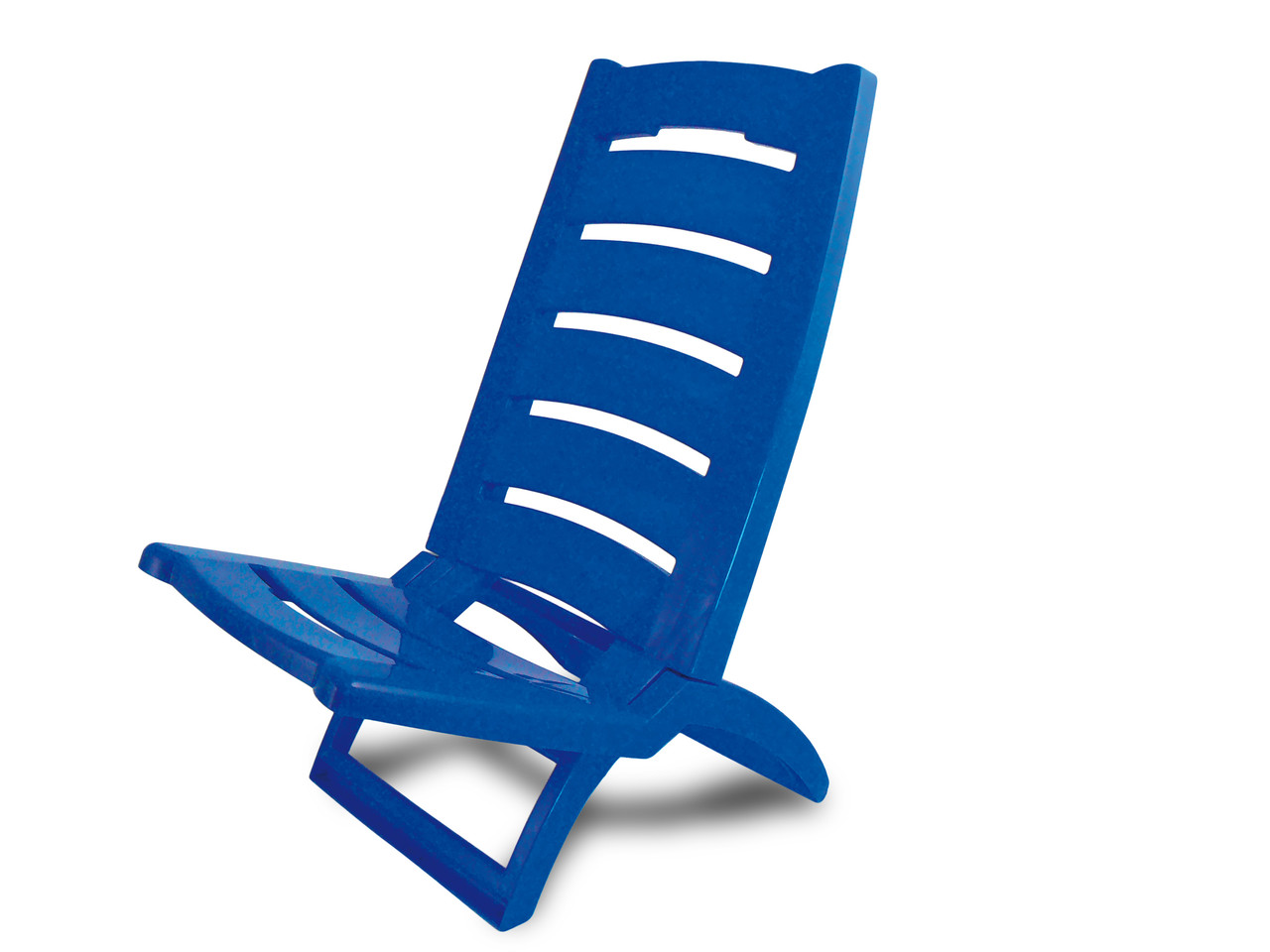 Стул пляжный Adriatic синий