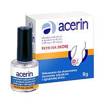 Средство для удаления мозолей и утолщенной кожи Acerin 8 мл ( Польша )