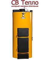 Твердотопливный котел длительного горения Буран New-40 + ГВС
