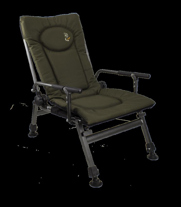 Карповое кресло M-Elektrostatyk Fotel F5R