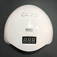 Гибридная лампа для сушки гель-лака LED/UV Sun 5 48 Вт