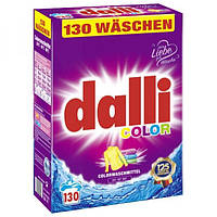 Dalli color порошок для цветных вещей (8,45 кг-130 стирок)