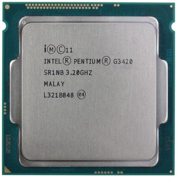 Процессор Intel Pentium G3420 /2(2)/ 3.2GHz + термопаста