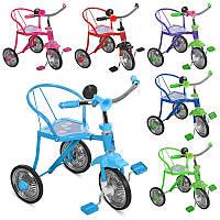 Велосипед 3-х колесный LH-701-2, 6 цветов, (продается только по 6 шт)
