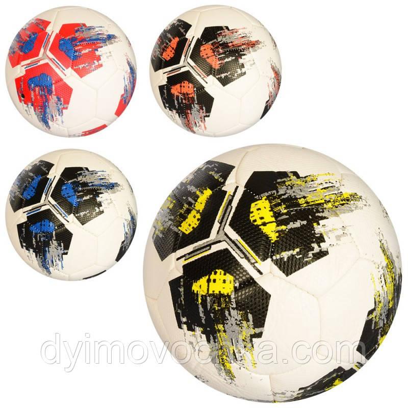 f3d86d337bc23b Мяч футбольный MS 2159, размер5, PU, 400-420г, 4 цвета - купить по ...
