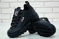 Кроссовки женские Fila Disruptor 2 black