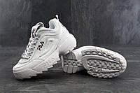 Кроссовки женские Fila Disruptor 2 белые