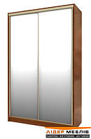 Шафа-купе: 2 дзеркала (130х240х60)