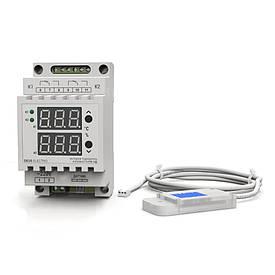 Измеритель-регулятор температуры и влажности РТВ-15Д
