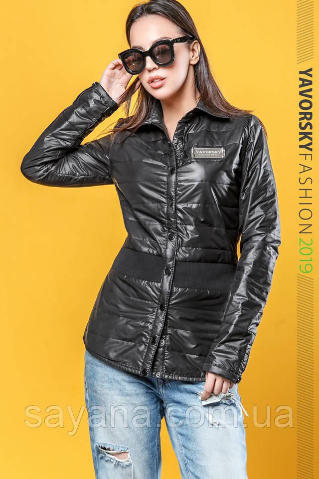 женская куртка-жакет