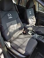 Авточехлы для салона Mazda CX-5 2012-> (Elegant)