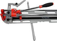 Плиткорез ручной YATO 600 мм с 2 направлениями и ползунком на подшипниках