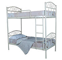 Двухъярусная кровать Марго 80х190 см. MegaOpt