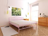 Металлическая кровать Валенсия плюс 90х190 см. MegaOpt