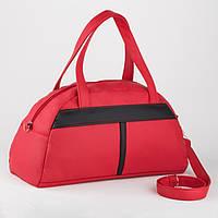 Спортивная сумка Kotico Sport 43х23х16 см красно-черная флай   , фото 1
