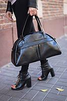 Спортивная сумка Kotico Sport 43х23х16 см черный титан   , фото 1