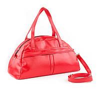 Спортивная сумка Kotico Sport 43х23х16 см красный мадрас