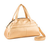 Спортивная сумка Kotico Sport 43х23х16 см золотой мадрас   , фото 1