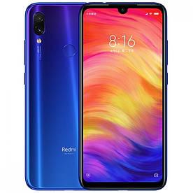 Смартфон Xiaomi Redmi Note 7 3/32Gb Neptune Blue GSM+GSM Международная версия