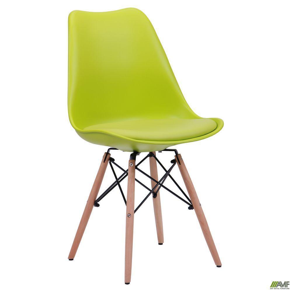 Стілець АМФ Aster Wood Пластик Світло-зелений