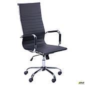 Офисное кресло Амф Slim HB (XH-632) черный