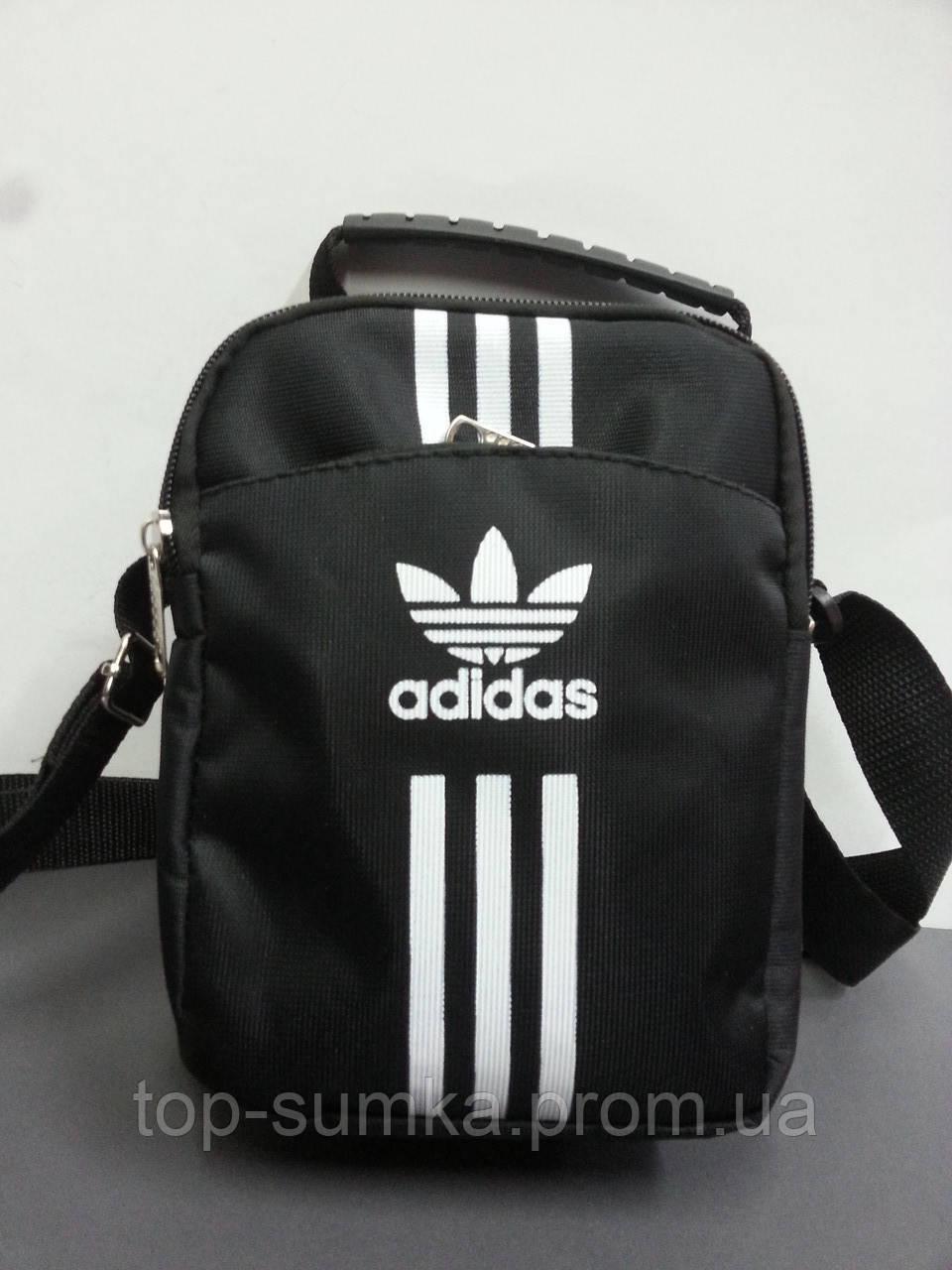 c9fa0cca08cc Барсетка спортивная Adidas средняя 18,5 х 13,5 х 8 ., цена 125 грн ...