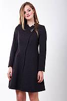 Пальто S-2034 Черный