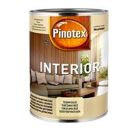 Pinotex Interior 3 л декоративное быстросохнущее средство для отделки древесины