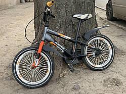 Велосипед 2х колесный детский до 8 лет  (б\у)