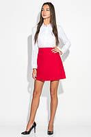 Юбка женская стильная 495F001 (Красный)