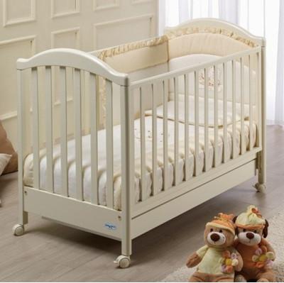 Кроватка детская Euro Baby Italia Ivory