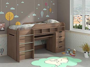 Кровать-чердак Легенда
