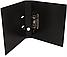 Папка регистратор А4 Buromax, 70 мм, чорная BM3001-01, фото 2