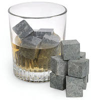 "Камни для виски ""Whiskey Stones"" Набор для охлаждения напитков TEROFORMA Whisky Stones"