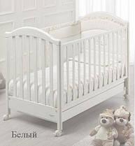 Кроватка детская Euro Baby Italia Ivory, фото 3