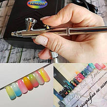 Базовый курс по аэрографии на ногтях