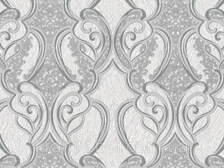 Шпалери Слов'янські Шпалери КФТБ вінілові на флізеліновій основі 10м*1,06 9В109 Навруз 3627-10