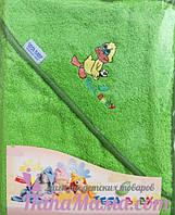 Детское полотенце - уголок Tega Разные цвета