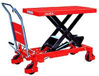 Стол подъемный гидравлический Skiper SKT500