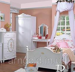 Спальня детская ROSE PRINCESS