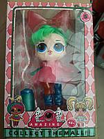 Кукла LOL с волосами 90101В