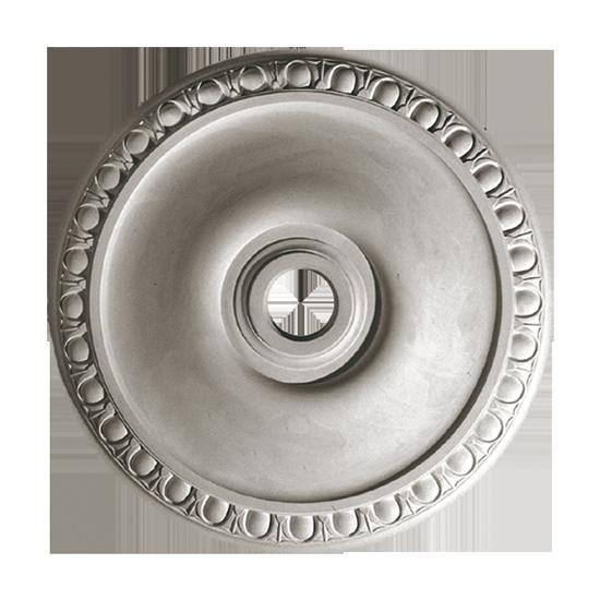 Розетка потолочная из гипса р-64 Ø455