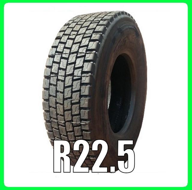 Резина R22,5