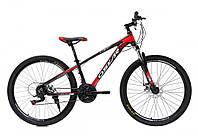 """Велосипед Oskar Piranha 26"""" 13 Черно-Красный"""