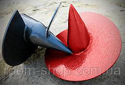 Наконечники для гвинтових паль (зварні) діаметром 57 мм, фото 2