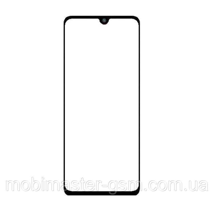 Корпусное стекло Xiaomi Redmi Note 7 черное