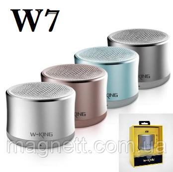 Портативная Bluetooth колонка W-king Mini w7