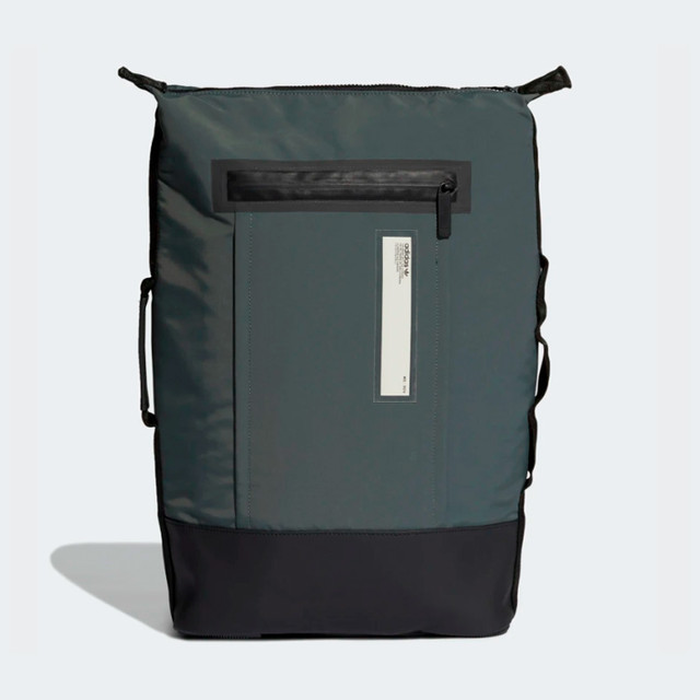 Городской рюкзак ADIDAS NMD SMALL | цвет legend ivy. Вид спереди.
