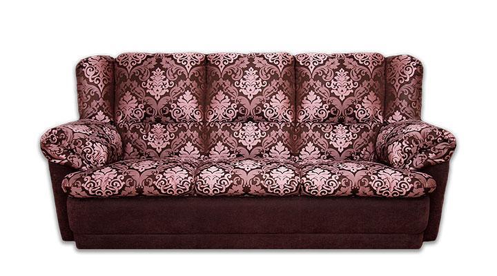 Кожаный диван Марсель