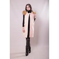 Жилет женский розовый BFW1700-Pink